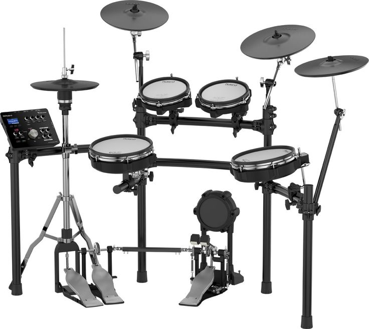 With the TD-25K, serious drummers can tap into high-end V-Drums playability in a mid-level kit for home and studio. Equipped with a sound engine derived from the flagship TD-30, the TD-25K delivers al