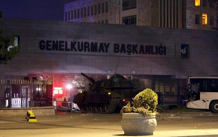 Sputnik Türkiye ///  Tümgeneral Dişli: Ağabeyim, Erdoğan'dan randevu almıştı, Akar beni neden helikoptere aldı?