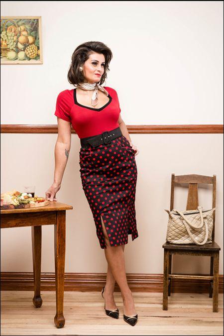 Sprinkle Kiki Tee & Simonetta Pencil skirt  Purchase Skirt: http://sprinkleemporium.bigcartel.com/product/simonetta-pencil-skirt