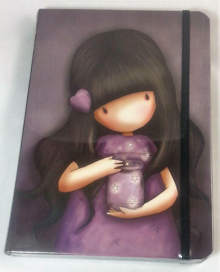 Gorjuss Hardcover Notebook / Journal - We Can All Shine