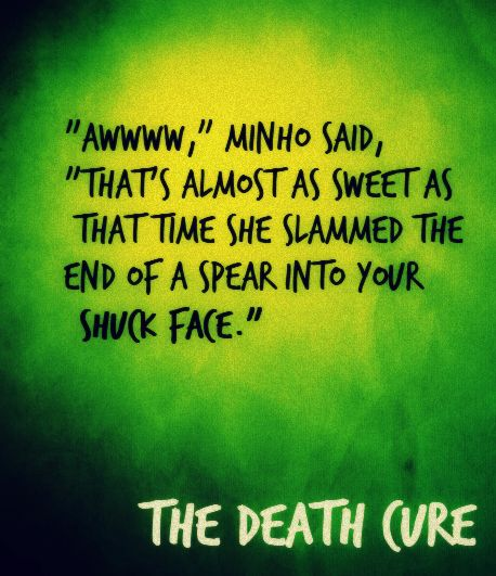 The Maze Runner | Book series by James Dashner | #quote