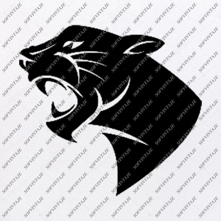 Panther Svg FilePanther Original Svg DesignAnimals Svg