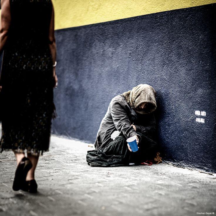 Barcelona, Spain - HomeLess, HomeLessNess, Poverty, Pobreza, Pauvreté