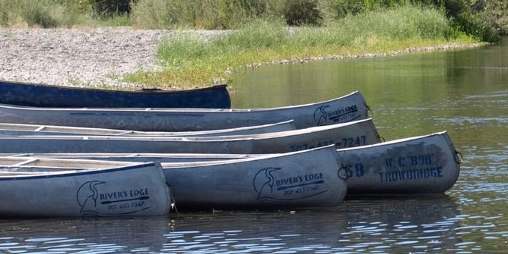 River's Edge Kayak & Canoe Trips | Discover all things #SonomaCounty at Sonoma.com