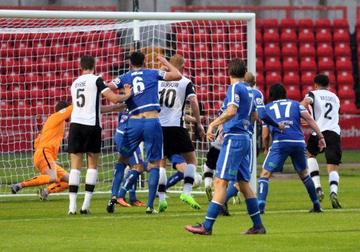 Watch Gateshead vs Guiseley Soccer Live Stream