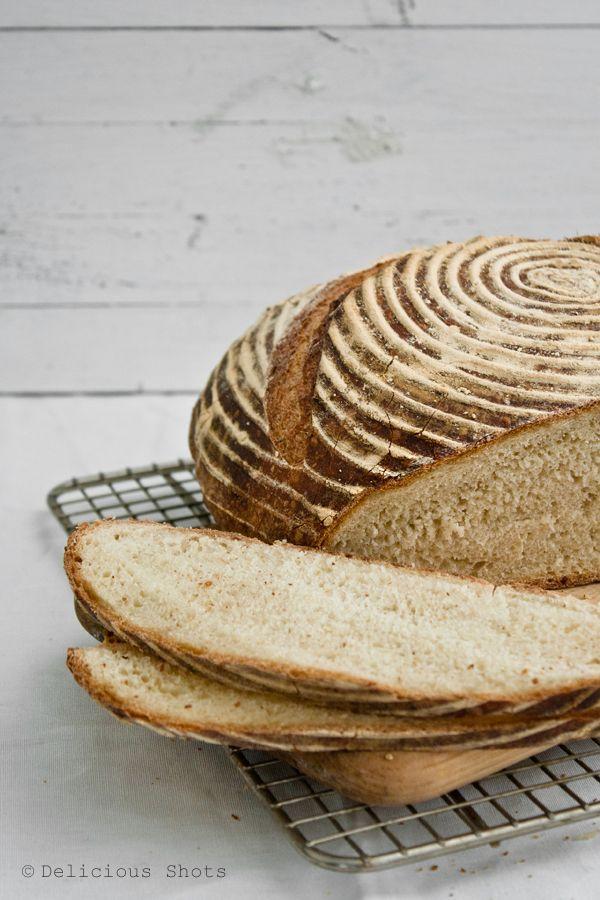 Delicious Shots: Rustic Bread