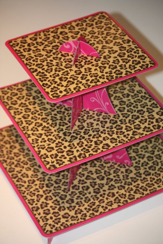 hot pink and cheetah print party - Google Search