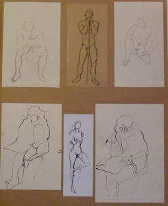 Le opere degli studenti di AdG: mostra d'arte per i 18 anni di Accademia del Giglio