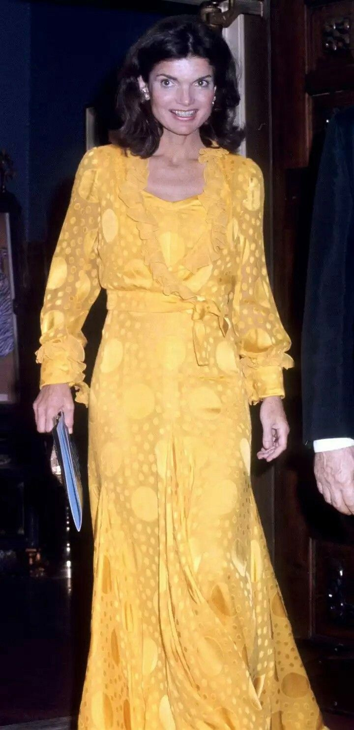 30 Unforgettable Outfits From Jackie