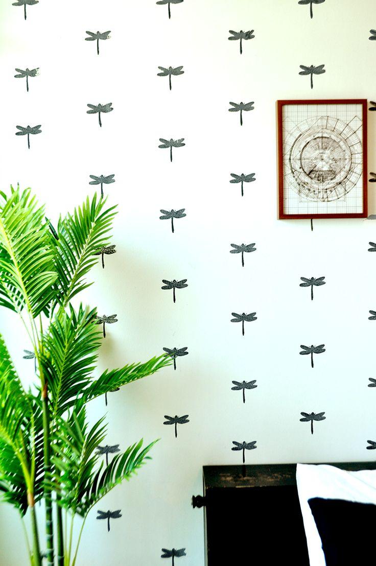 Dragonflies Wall Decor