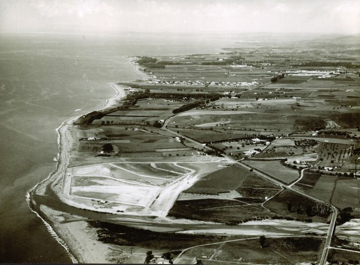 1961, all these lands were to be Puerto Banus in a near future.