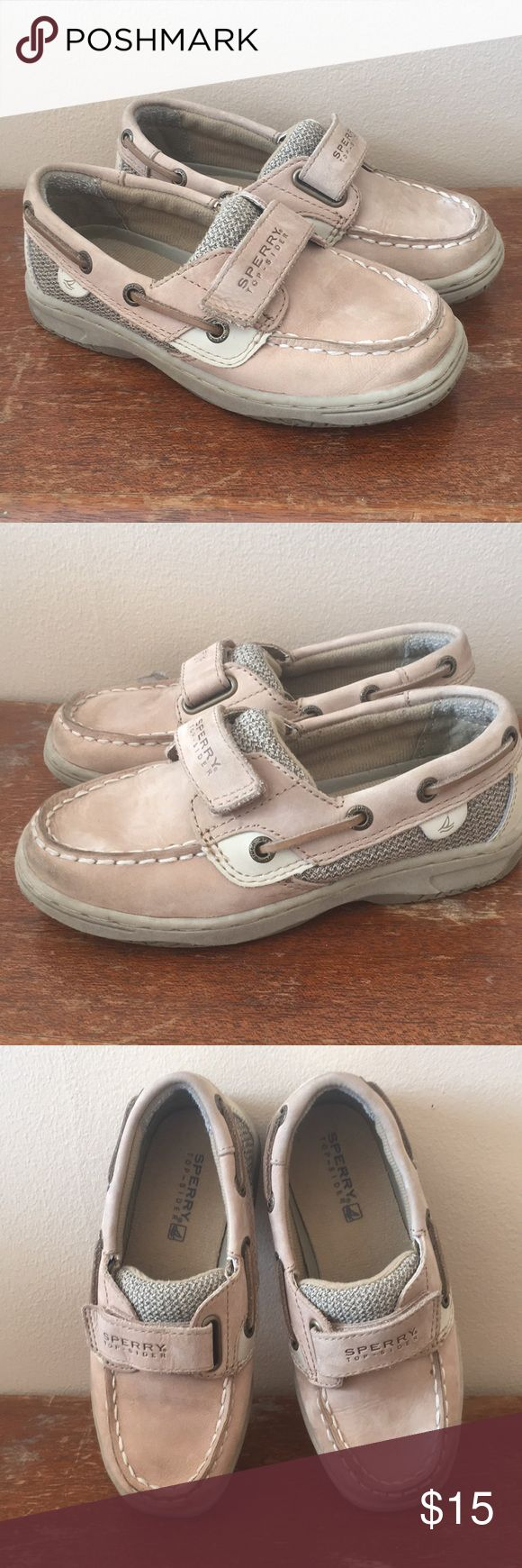 Little Boys Sperry Shoes Lovely cream little boys shoes. Perfect for everyday or dress up Sperry Top-Sider Shoes Dress Shoes