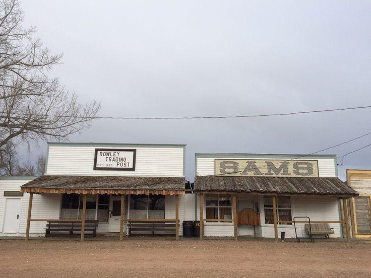 Alberta Ghost Towns