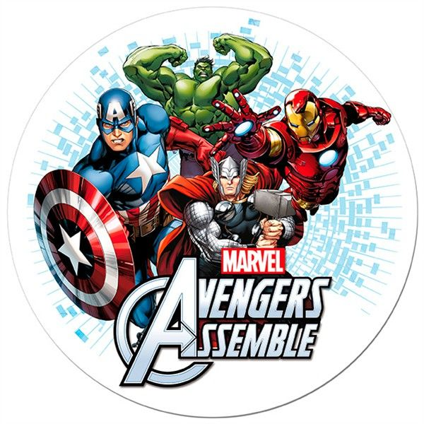 Oblea Avengers Assemble - Los vengadores 2