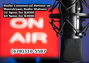 Want to be heard?  #wholesale  #TV #Radio #Advertising  #newbusiness #HomeBusiness  #SmallBusiness #store #company  #corporation