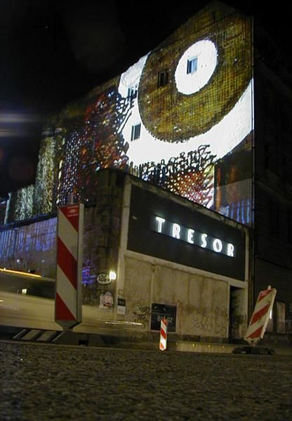 Tresor, Berlin. world famous traditional techno club. Opened 1991. Astrogeog pos: both coordnates located on cardinal divides for fl4: in between mystic, spiritual water sign pisces sign of dreaming, temples, letting go + dynamic male fire sign Aries sign of action, ignition, speed, fighting. 2nd coord. between dynamic fire sign Sagittarius sign of style, design, fashion, playgrounds,hell + hierachical, durable, solid, conservative earth sign Capricorn sign of control, public space.