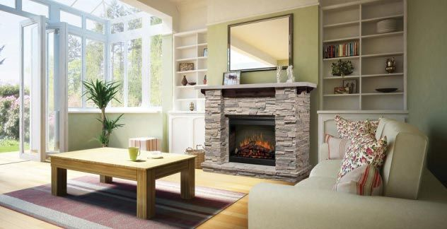 The safer, smarter electric alternative. Dimplex is the world leader in electric fireplaces. Imagine the possibilities with fireplaces that are media consoles, flat wall, corner units, wall mounts, or built in. Transform your room into a warm and cozy haven.