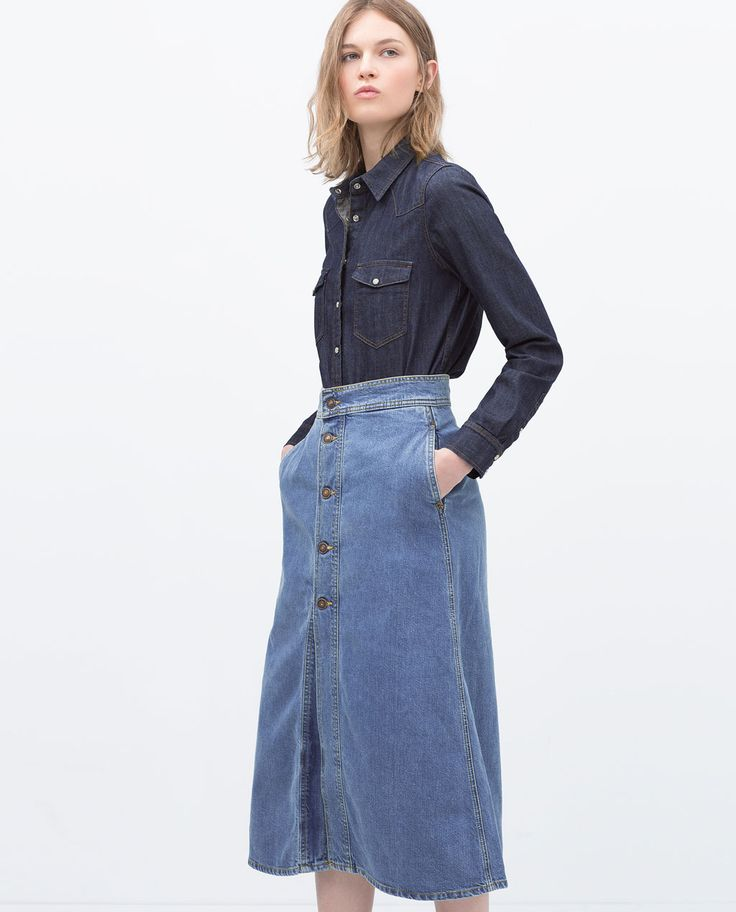 180 best images about ModCout Skirt Finds on Pinterest | Midi ...