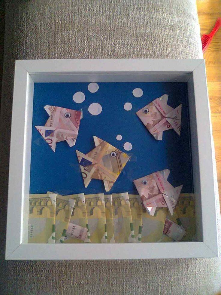 M s de 25 ideas incre bles sobre regalos de dinero de boda - Algo original para regalar ...