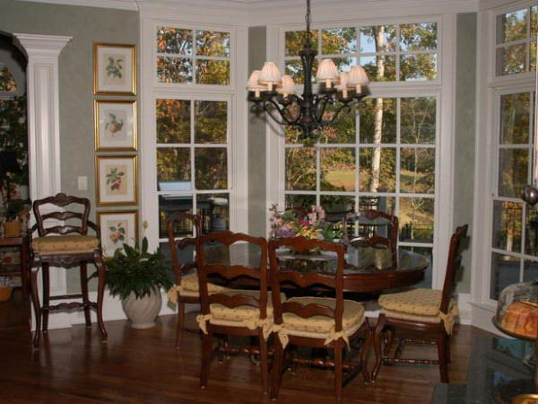 cottage style dining room 600x450 for the home pinterest