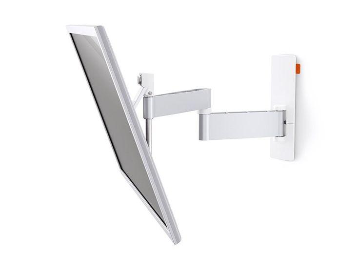 Vogels WALL 2245 schwenkbare TV Wandhalterung weiß