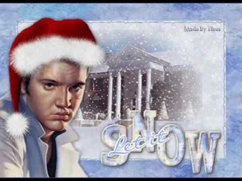 Elvis Presley..Lonely This Christmas...this is wonderful..so 1960s...never hear this one before