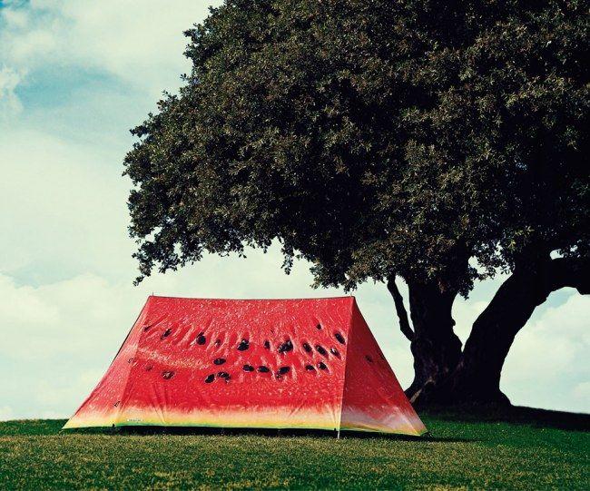 Arbuzowy namiot