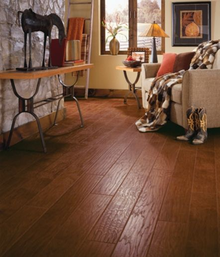 Columbia Laminate Style Castille Clic Laminate Floors Color Alexander Hickory Bordeaux The