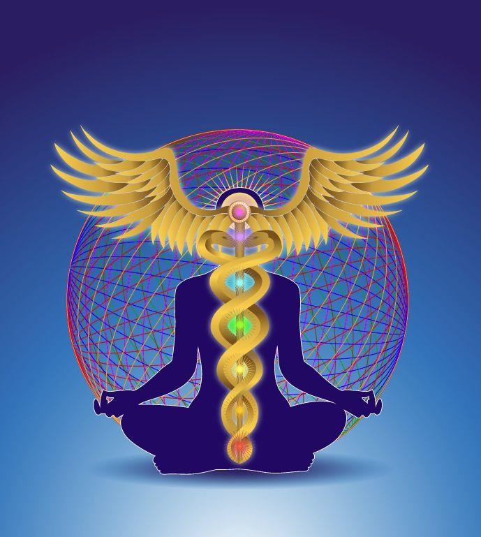 kundalini chakra symbols   pixshark     images