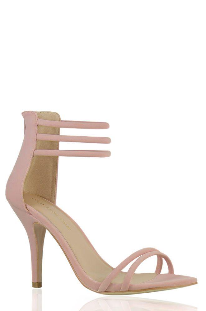 Lola Shoetique - Poised - Mauve, $29.99 (http://www.lolashoetique.com/poised-mauve/)
