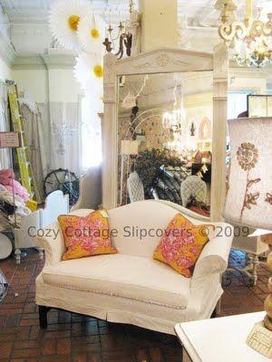 Custom Slipcovers Gallery  Oldies But Goodies