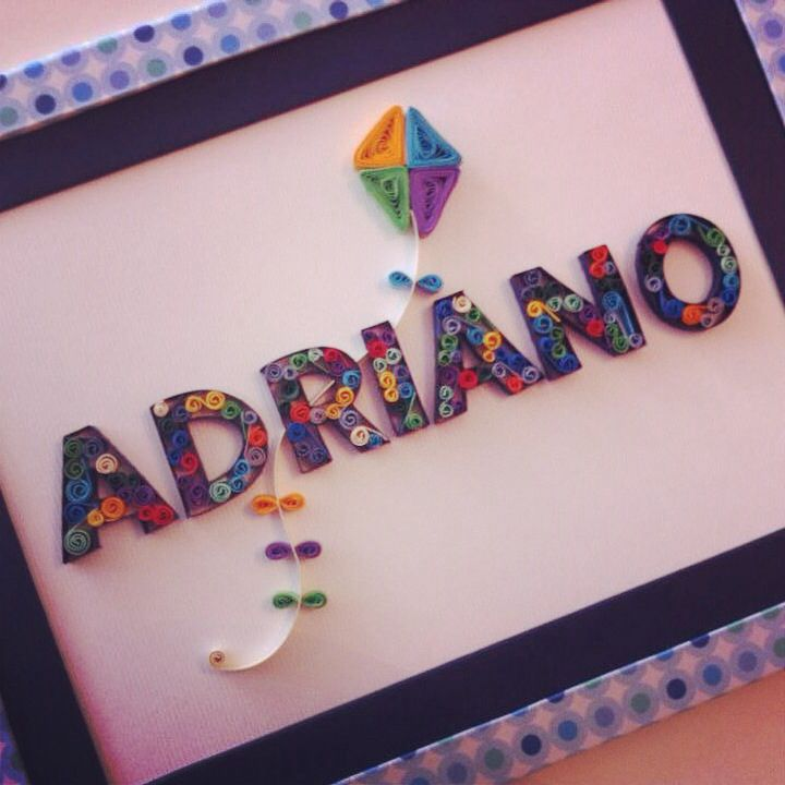 130 best Quilling Typography images on Pinterest | Paper ...