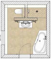 Die besten 25+ Badezimmer 8 qm planen Ideen auf Pinterest ...   {Luxus badezimmer grundriss 62}