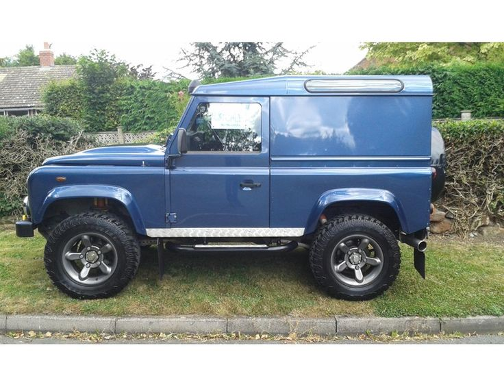 2005 LAND ROVER DEFENDER 90 for sale, £11,500 ovno - http://www.lro.com/detail/cars/4x4s/land-rover/defender-90/92017