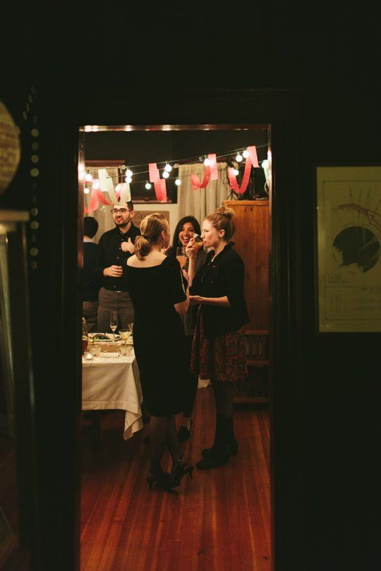 The Right Way to Introduce Guests to One Another at a Party — The Hospitable Host