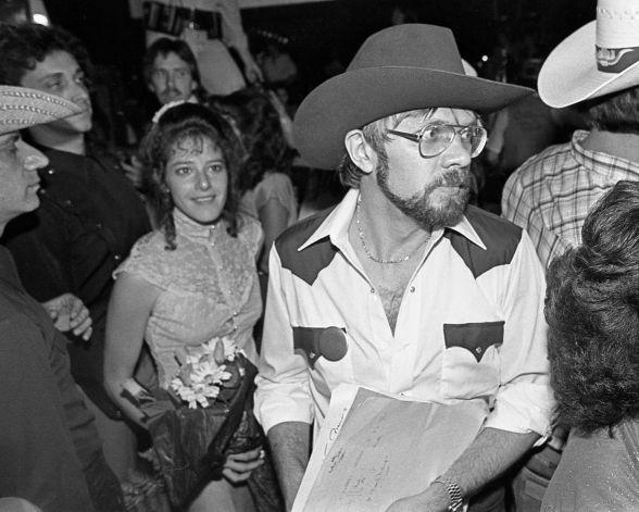 James Gammon Urban Cowboy