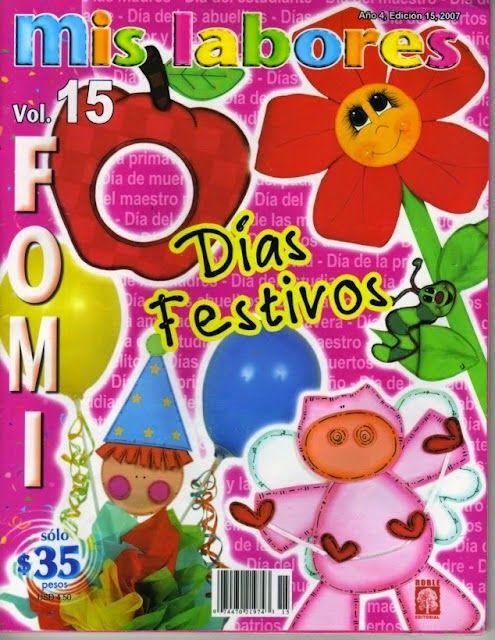 Revistas de manualidades san valentin