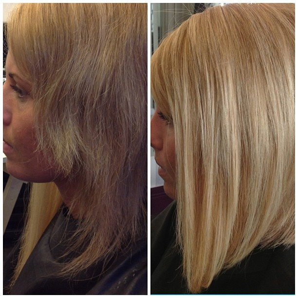 26 best great lengths hair extensions at vision images on use great lengths hair extensions to create a bob effect great lengths classic fusion pmusecretfo Images