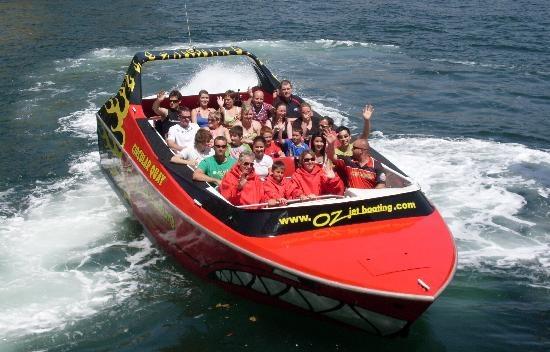 Jetboat :)