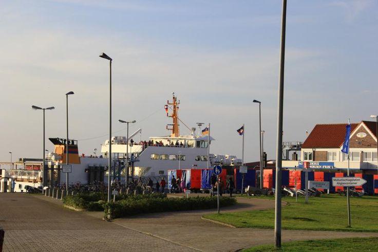 Hafen von Juist