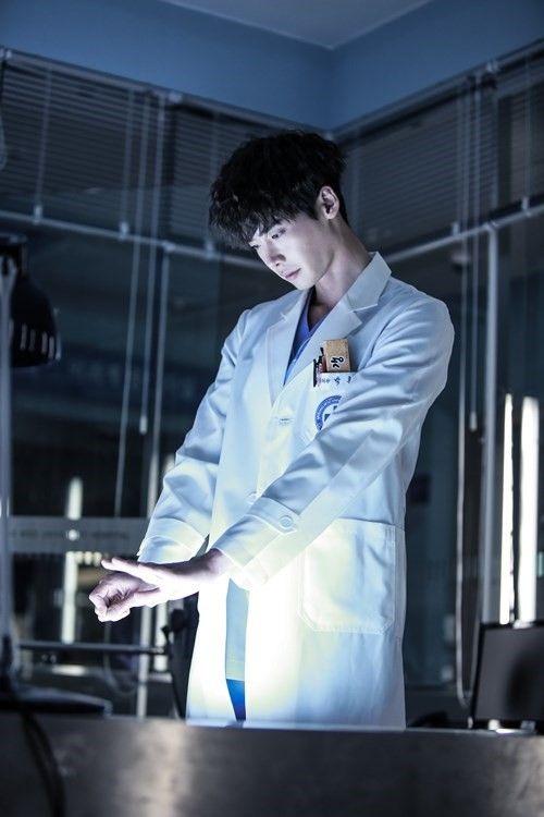 Lee Jong Suk - Doctor Stranger. 2014