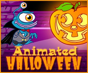 AnimatedHalloween.com Find Halloween trick-or-treating safety tips for kids, fun and frightening interactive Halloween games, Halloween teacher activities for the classroom and the scariest Halloween stories!