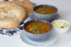 Harira- Marockansk soppa - ZEINAS KITCHEN