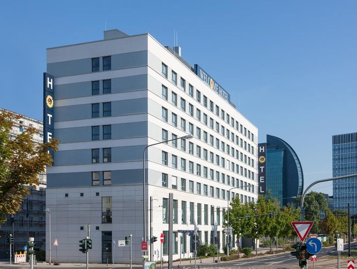 Frankfurt am Main Welcome Hotel Frankfurt Germany, Europe Ideally located in the prime touristic area of Gallus, Welcome Hotel Frankfurt promises a relaxing and wonderful visit. The hotel has everything you need for a comfortable stay. Service-minded staff will welcome and guide you at the Welcome Hotel Frankfurt. Each guestroom is elegantly furnished and equipped with handy amenities. Take a break from a long day and make use of fitness center, sauna, steamroom. Discover all ...