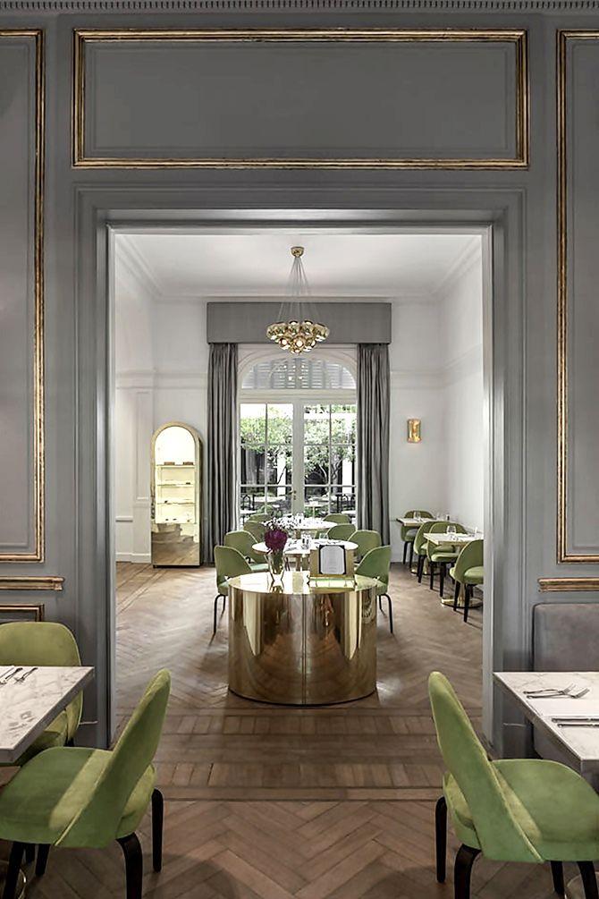 Casa Cavia - Buenos Aires Restaurant Interior Design Ideas. Restaurant Lighting Ideas. Restaurant Dining Chairs. #restaurantinterior #restaurantinteriors www.brabbucontract.com