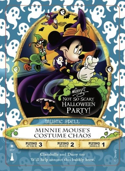New 'Minnie Mouse's Costume Chaos' Sorcerers of the Magic Kingdom... | Disney Parks Blog | Bloglovin'