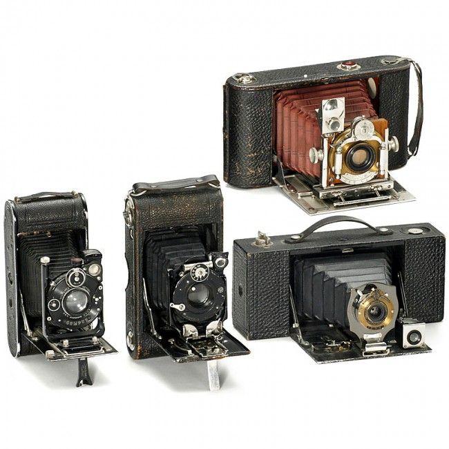 296: Dr. Krügener's Delta and more Rollfilm Cameras : Lot 296