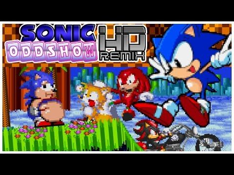 Sonic Oddshow HD Remix   new   Link