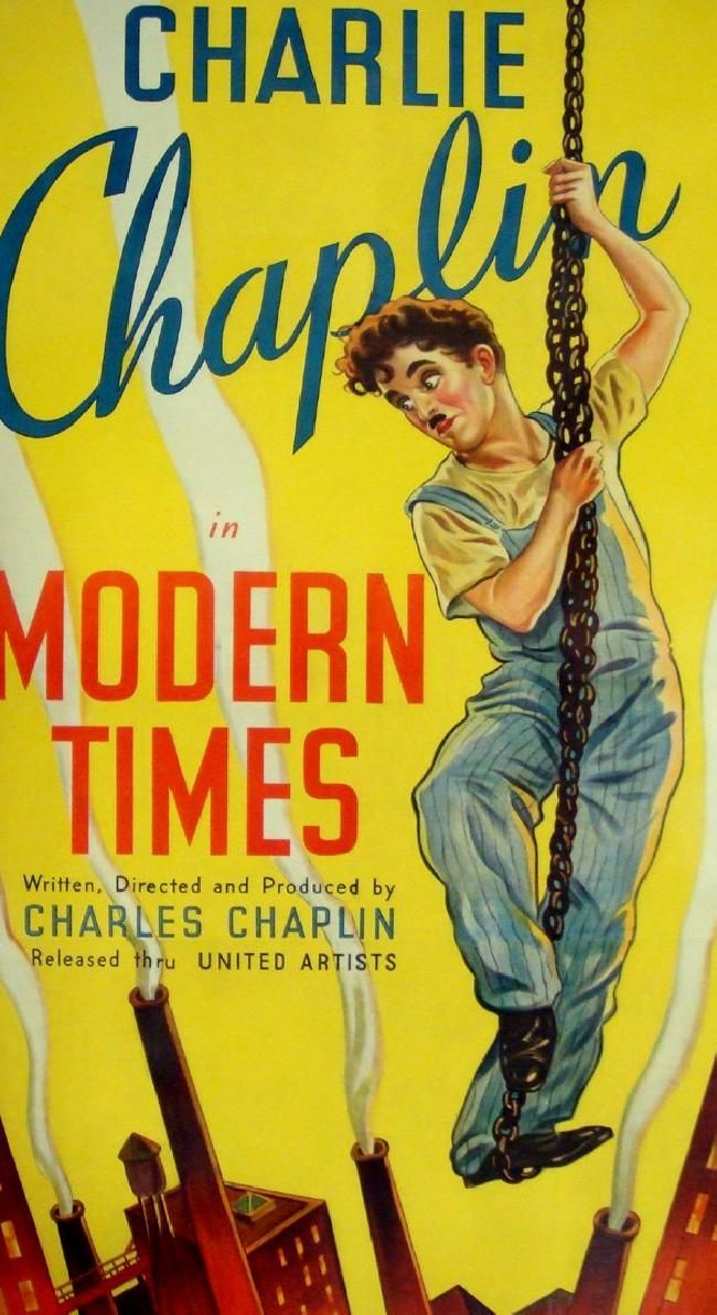 modern times by charlie chaplin essay Faust: a legend of modern times essay 3055 words 13 pages show more as the children of a melting pot culture of  in the film modern times by charlie chaplin,.