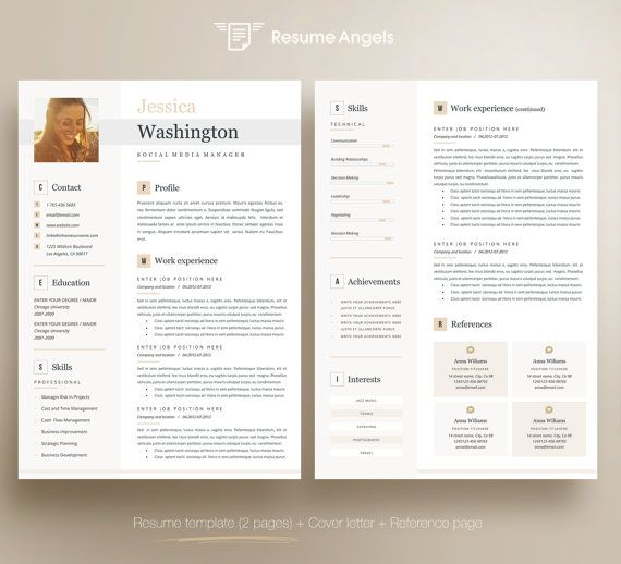 14 best Resume Angels Showroom images on Pinterest Resume - free business resume templates